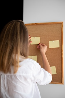 Praca z koncepcji zarządzania czasem w domu