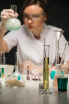 Pracownia naukowa naukowca