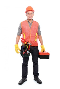 Pracownik przemysłowy
