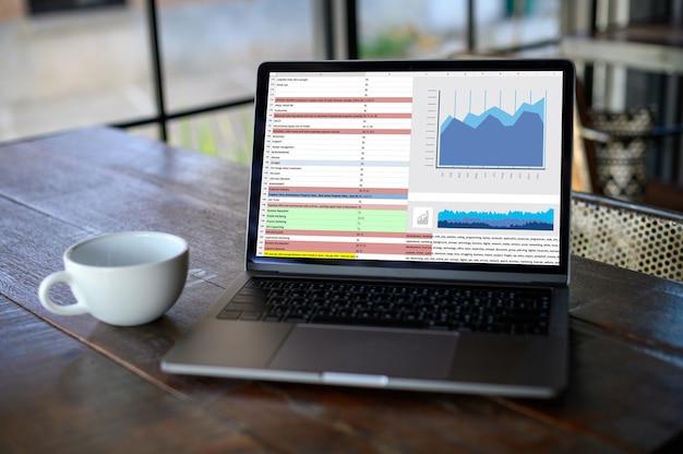 Pracuj ciężko analityka danych
