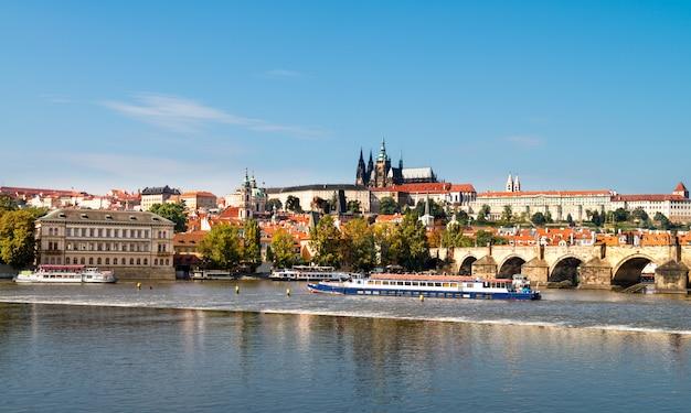 Praga w jasny dzień