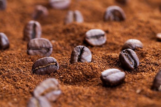 Prażona kawa