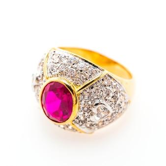 Precious golden ring