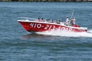 Prędkość łodzi, łódź