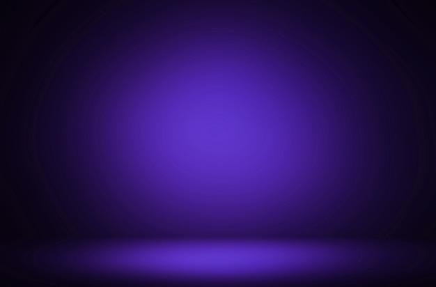 Premium abstrakcyjne fioletowe tło luksusowe gradientowe