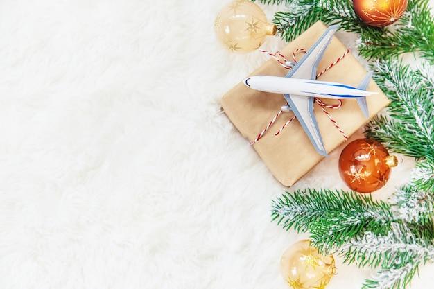 Prezent świąteczny na temat podróży