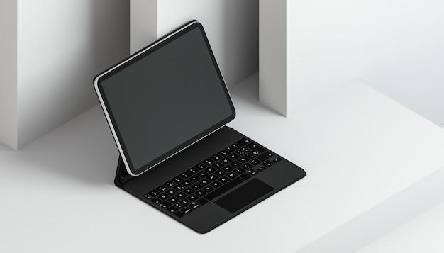 Prezentacja laptopa i tabletu