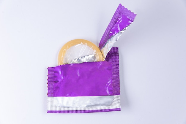 Prezerwatywa lateksowa