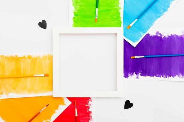 Pride dzień społeczeństwa projekt artystyczny