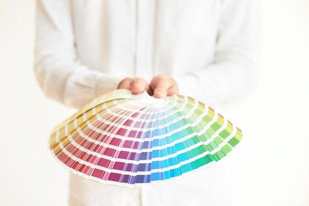 Próbki kolorów