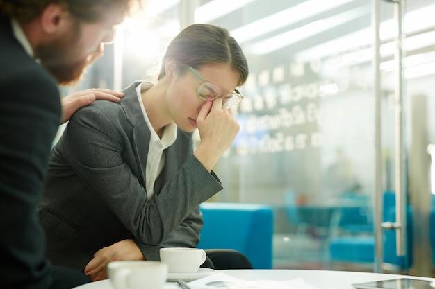 Problemy z pracą