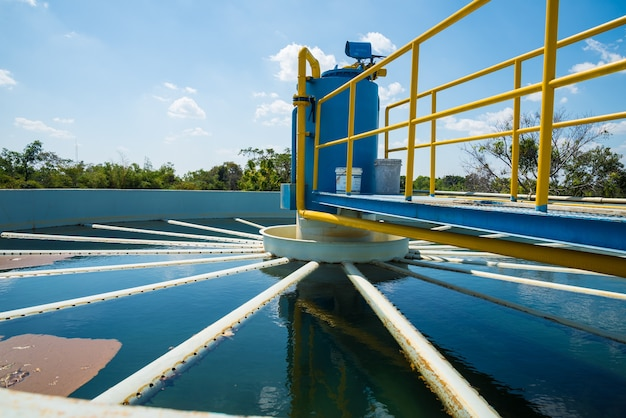 Proces uzdatniania wody i oczyszczalnie ścieków