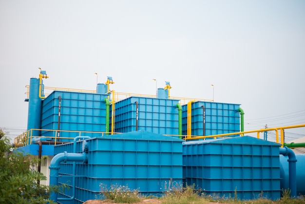 Proces uzdatniania wody