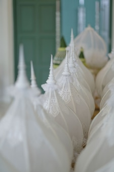 Procesja khan makk, tajska tradycyjna ceremonia, zaręczyny