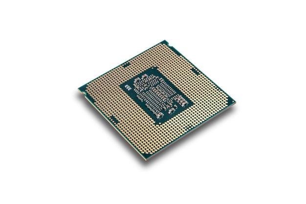 Procesor wielordzeniowy izolowany