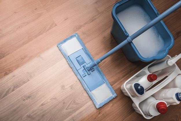 Produkty czyszczące. prace domowe
