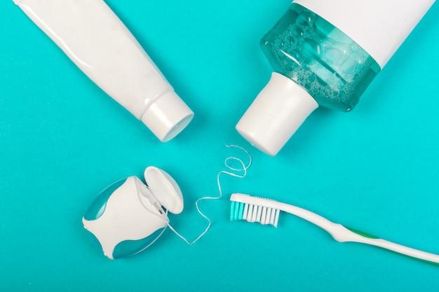 Produkty do pielęgnacji zębów