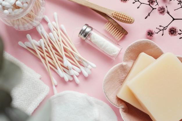 Produkty wielokrotnego użytku do łazienki