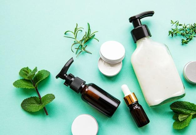 Produkty z naturalnych kosmetyków