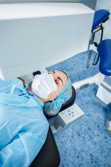 Profesjonalna medycyna korekcja oka. laserowa korekcja medyczna oka.
