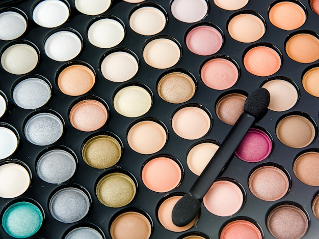 Profesjonalna paleta makijażu