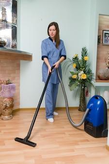 Profesjonalna usługa czyszczenia