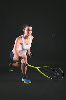 Profesjonalne squasha