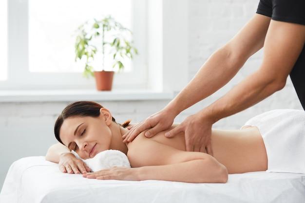 Profesjonalny masaż