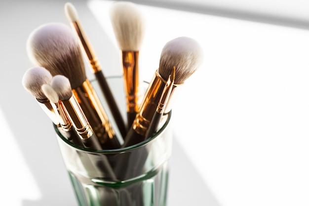 Profesjonalny pędzel do makijażu