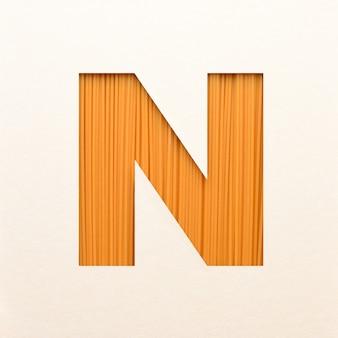 Projekt czcionki, abstrakcyjna czcionka alfabetu z fakturą drewna, realistyczna typografia drewna - n.