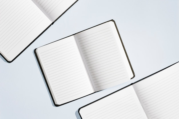 Projekt koncepcyjny notebooków leżał płasko