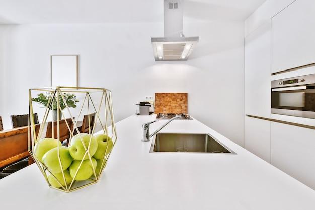Projekt luksusowej kuchni