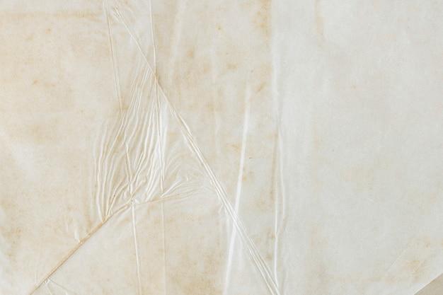 Projekt przestrzeni poplamionego papieru teksturą tła