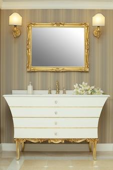 Projekt wnętrz - łazienka