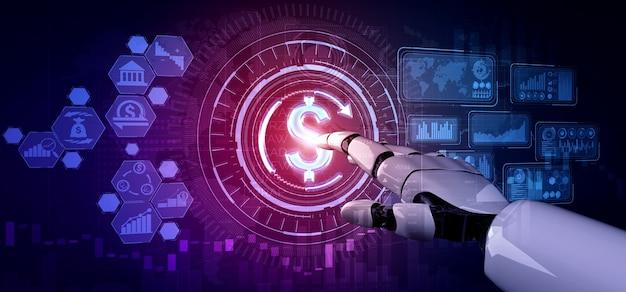 Projektowanie Technologii Cyfrowej Eksploracji Danych I Uczenia Maszynowego Dla Mózgu Komputera. Premium Zdjęcia