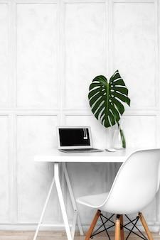 Projektowanie wnętrz kreatywnego biura domowego