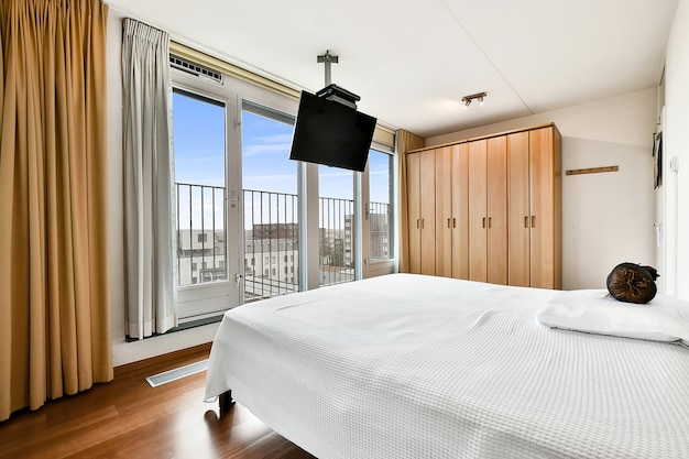Projektowanie wnętrz sypialni