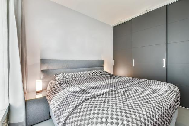 Projektowanie Wnętrz Sypialni Premium Zdjęcia