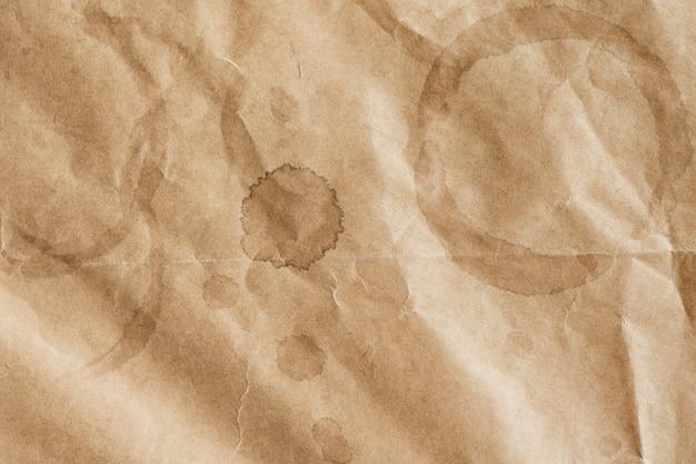 Projektuje przestrzeń plamiącego papier textured tło