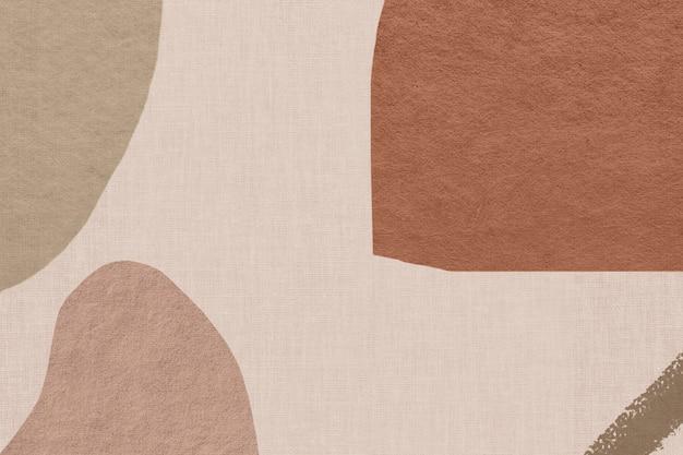 Prosta gładka tkanina teksturowana w tle