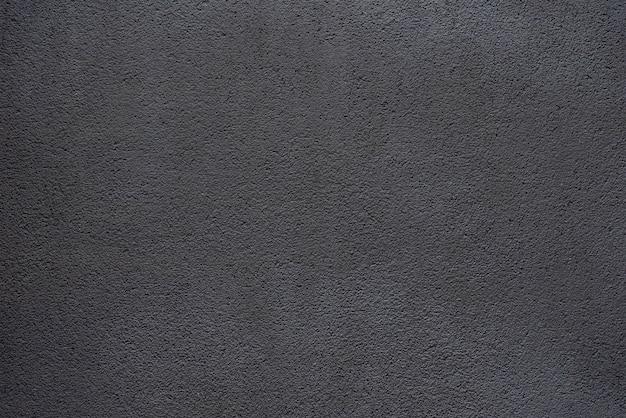 Proste tło z czarnego betonu