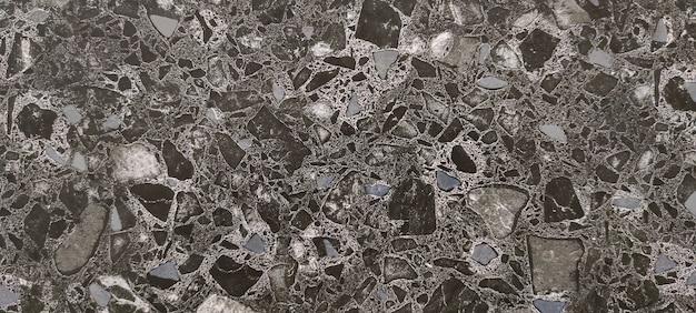 Prostokątne tło w postaci ciętego kamienia, granitu lub marmuru. na podłogę lub ścianę
