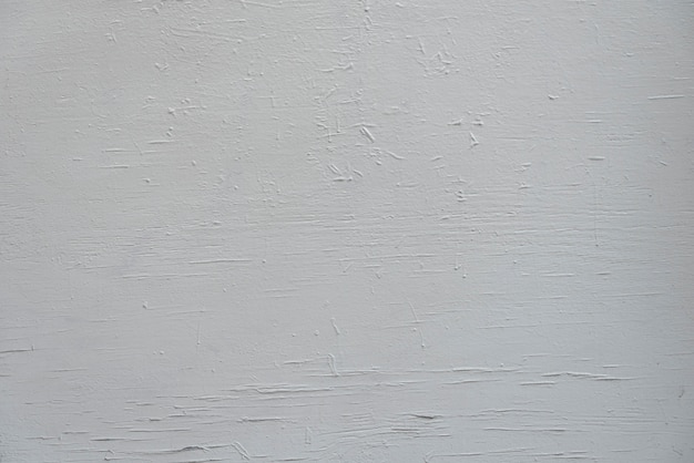 Prosty biały betonowej ściany tło