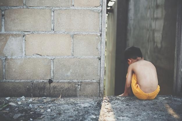 Prostytucja dziecięca, przemoc wobec dzieci