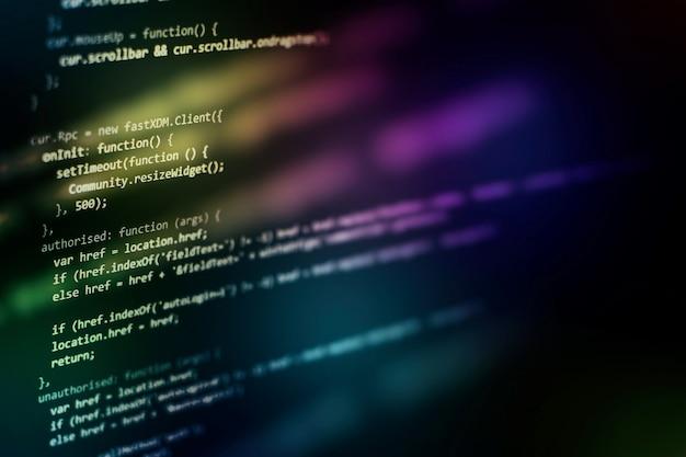 Przechowywanie dużych zbiorów danych i reprezentacja w chmurze obliczeniowej. kod programowania .