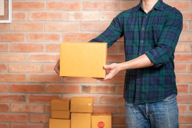 Przedsiębiorca będący właścicielem przedsiębiorstwa mśp to opakowanie, które wysyła klienta
