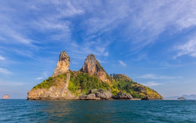 Przegląd koh poda i pobliskich wysp