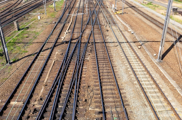 Przejazd przez linię kolejową