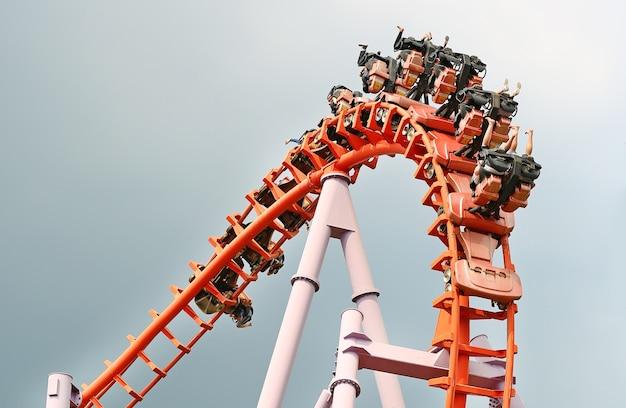 Przejażdżka rollercoasterem
