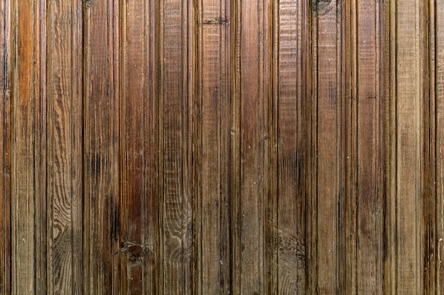 Przekątna tekstura drewna ściany z drewna dla tła i tekstury.
